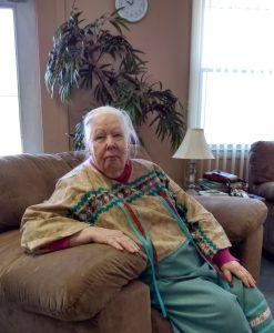 Grandmother Nancy (photo)